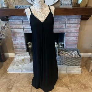 Alice + Olivia black dress sz 12